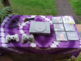 Original PlayStation and 6 Awesome Games