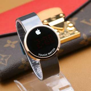 Jam tangan iphone touchscreen digital