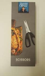 全新-全聯/英國首席主廚傑米奧利佛Jamie Oliver可拆式料理剪刀/市價790元,便宜賣300元
