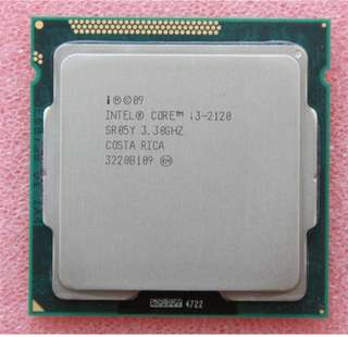 Intel Core i3 2120 3.3GHz 2C4T