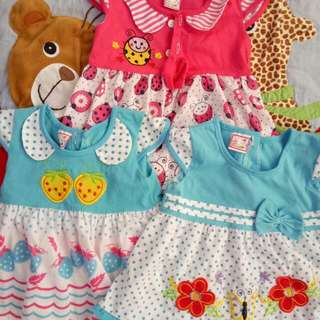 3 For $10 Baby Dress (0-6months)
