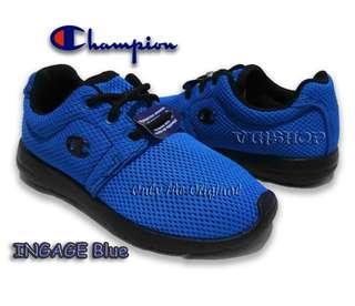 Sepatu Anak CHAMPION-INGAGE, Blue. 168979D10. 100%Original