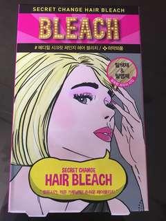Secret Change Hair Bleach