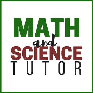 Math and Science Home-Based Tutor