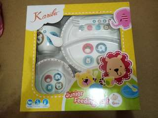 Junior Feeding set
