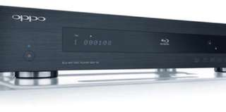 Oppo bdp-93 Blu-ray player