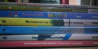 Grade8 K12 Books
