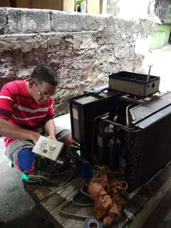 Aircon cleaning /repair