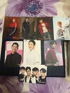韓星Yes card