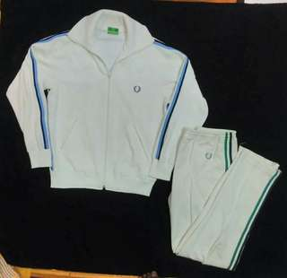 Vintage fred Perry combo Raya