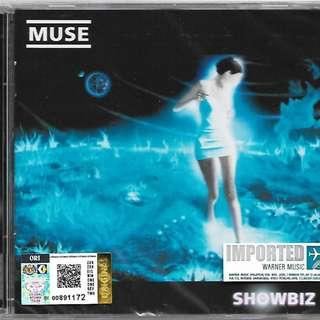 MUSE Showbiz Imported CD