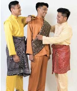 Baju Melayu for Men
