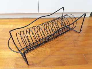 Minimalist wire rack ♡ multi-purpose