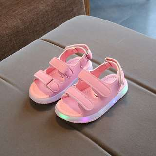 Summer Double Strap LED Sandal (2Y - 7Y)
