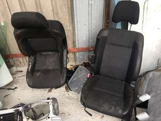 Subaru forester sg5 seat