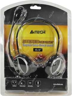 A4Tech HS-5P Stereo Headset (Neckband)