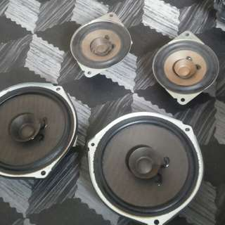 Speakers standard myvi first model