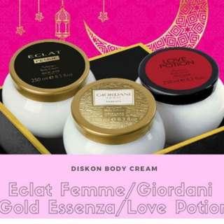 Body cream