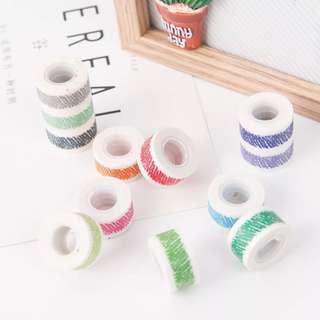 (PO) Set: Crayon Assortment Washi Tape