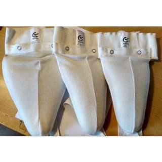 Taekwondo Female Groin Guard Wacoku (Sizes: 24, 24, 28)