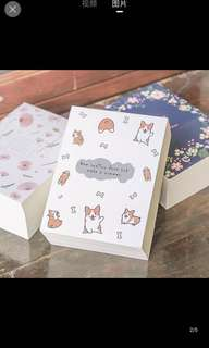 Durable & super cute note pad