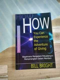 Buku motivasi kristen