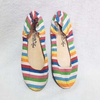 Footzy Folds Dull Shoes