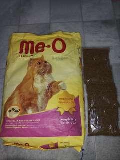 Makanan Kucing  Meo - Me-O - Me O Persian 400gr Repack