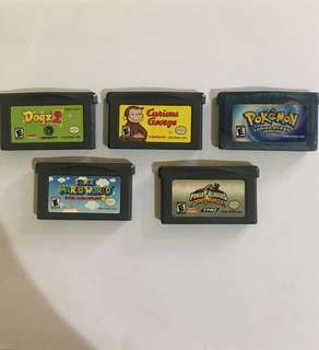 SALE Game Boy Cart