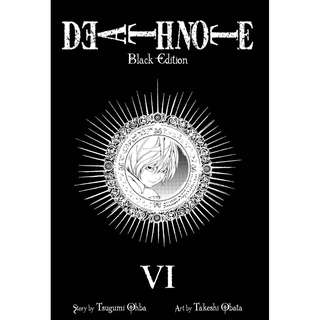 Death Note final volume 6