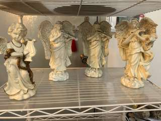 "Angel statue 6-7"""