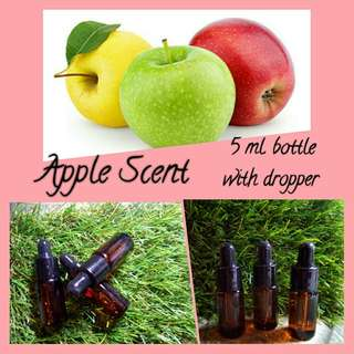 Apple Scent Fragrance Oil for Slime Making Ingredient Diffuser DIY