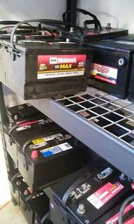 Buying used batteries