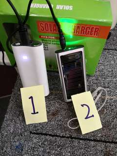 power bank mini solar charger project use