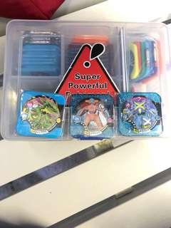 All for 55!!Pokemon tretta ver 05 rayquaza