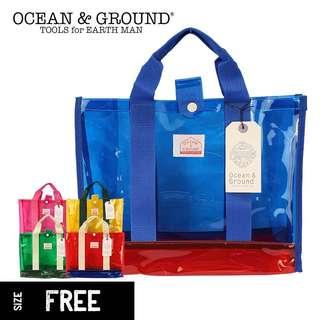日牌Ocean & Ground 小童畫畫游水外出袋