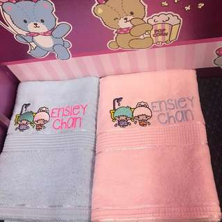 Customised towel