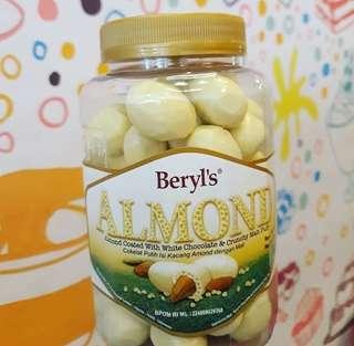 BERYLS ALMOND WHITE