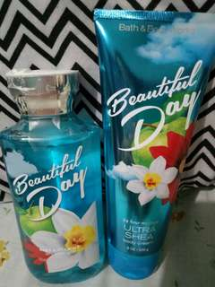 Bath and Body lotion