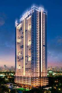 Torre de Manila 1br condo unit