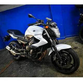 2011 Yamaha XJ6-N (Kindly read description below)
