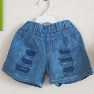 Jeans Pendek Old Navy