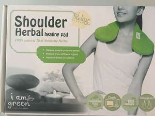 Shoulder herbal heating pad