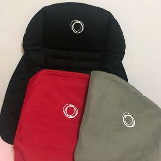 Bugaboo Bee Seat Cover and Canopy