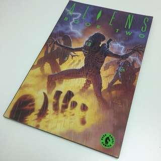 Aliens Book Two Dark Horse Comics First Edition 1990