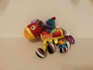 🚚 Lamaz 正版拉梅茲玩具