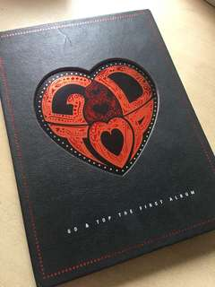 [100%NEW] GD&Top The 1st Album
