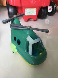 ELC Helicopter