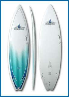"3finned Surfboard 6'2"" 3 Phase Epoxy. Southpoint Al Logreco Originals."