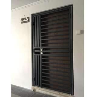 Gate for your HDB door
